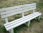 Sioux Empire Area Chapter has donated several benches around the state.