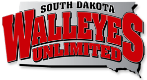 South Dakota Walleyes Unlimited Logo