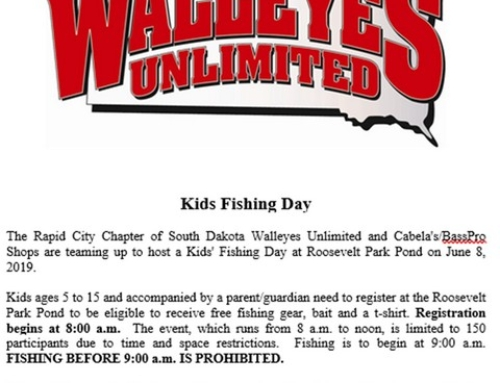 2019 RC Chapter Kids Fishing Day 06/08/19