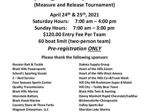 2021 Angostura Classic (required rules and application links attached)