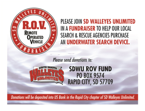 Remotely Operated Vehicle Fundraiser