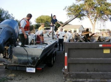 Missouri Clean Up Project